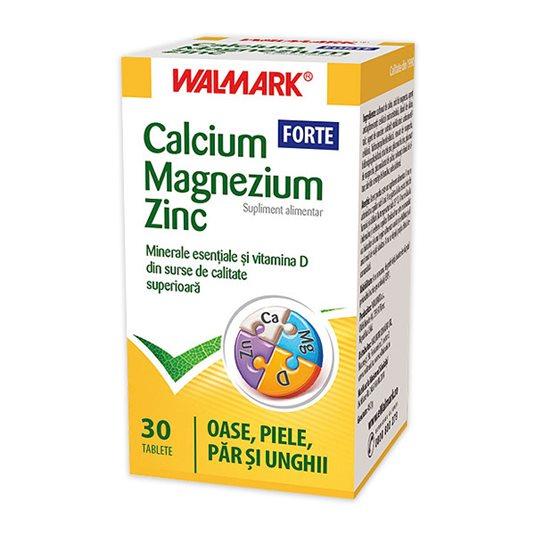 Calciu - Magneziu - Zinc Forte