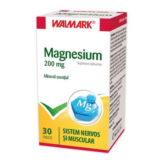 Magneziu 200 mg