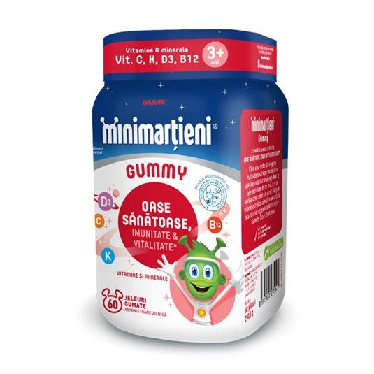 Minimarțieni Gummy Oase Sănătoase