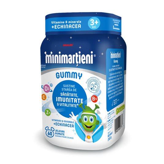 Minimarţieni® Gummy cu Echinacea