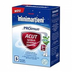 Minimarțieni PROimun ACUT