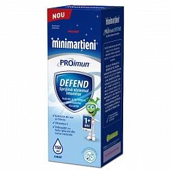 Minimarțieni PROimun Defend sirop