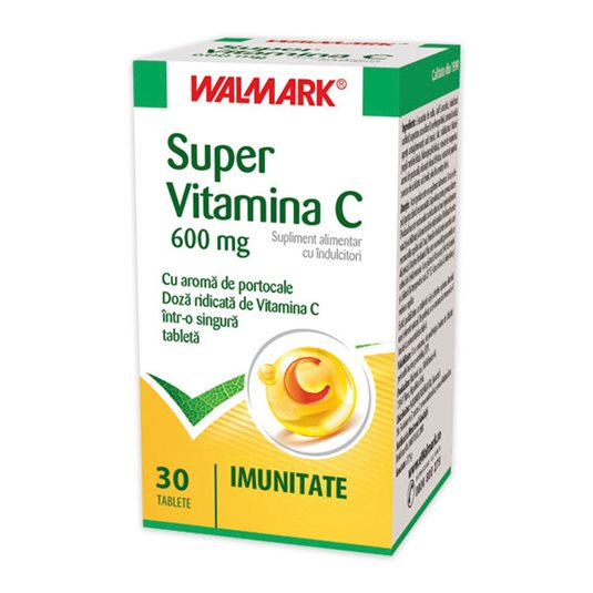 Super Vitamina C 600 mg